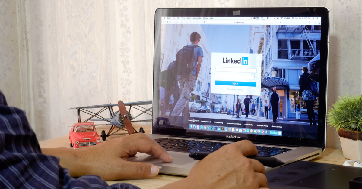AITI - profili social per recruitment