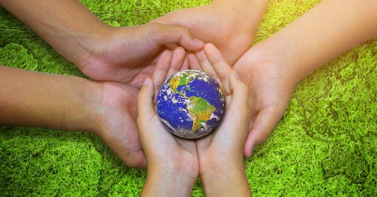 AITI bio plastica per salvare il pianeta