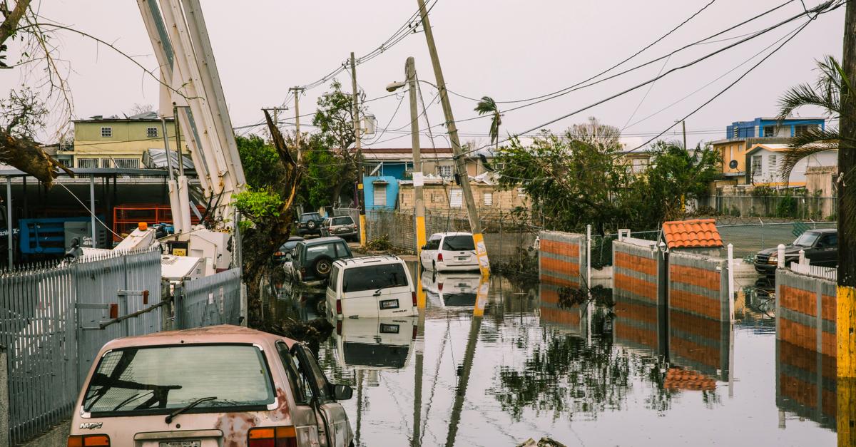 AITI climate change danni