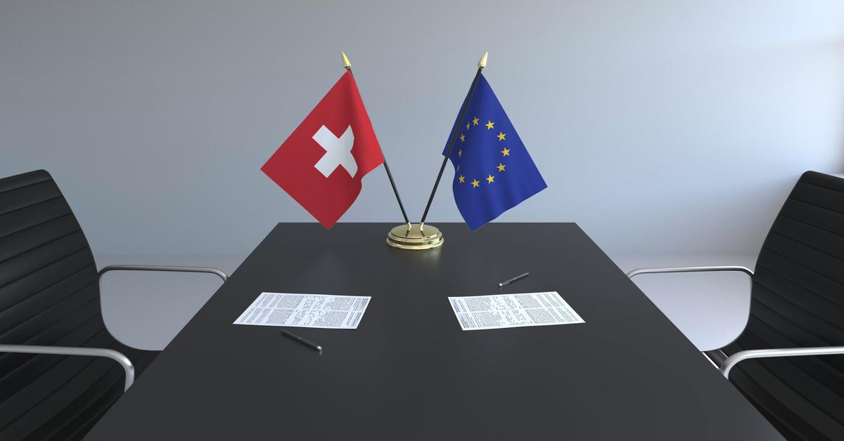 Accordi bilaterali Svizzera-UE_trattative