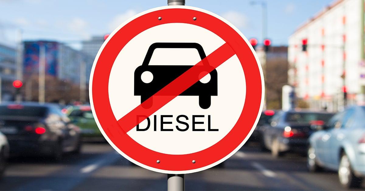 Diesel-forbidden