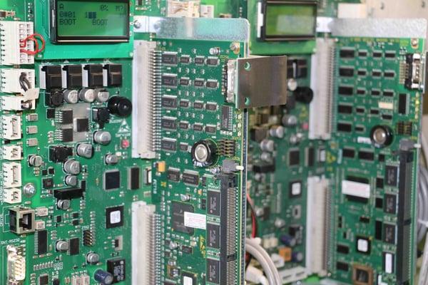 Schindler Locarno Elettronica Acensore