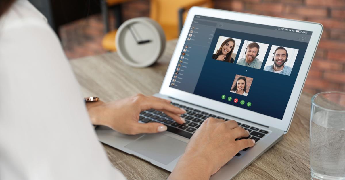 Riunione in videoconferenza