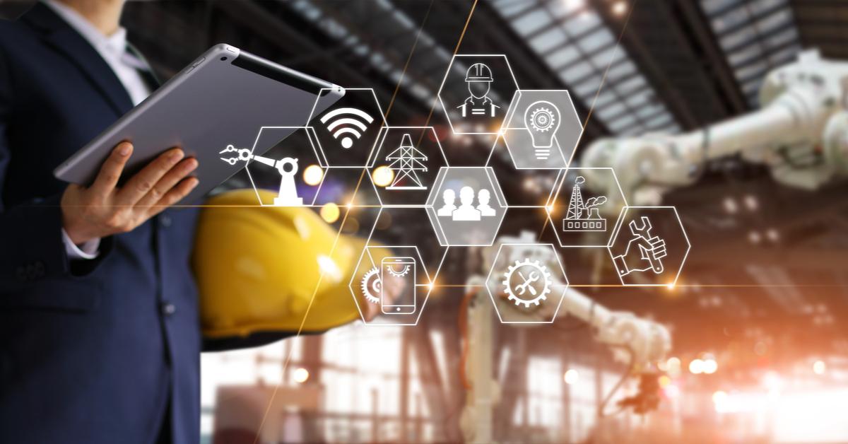 AITI_Smart factory_concetto di IoT