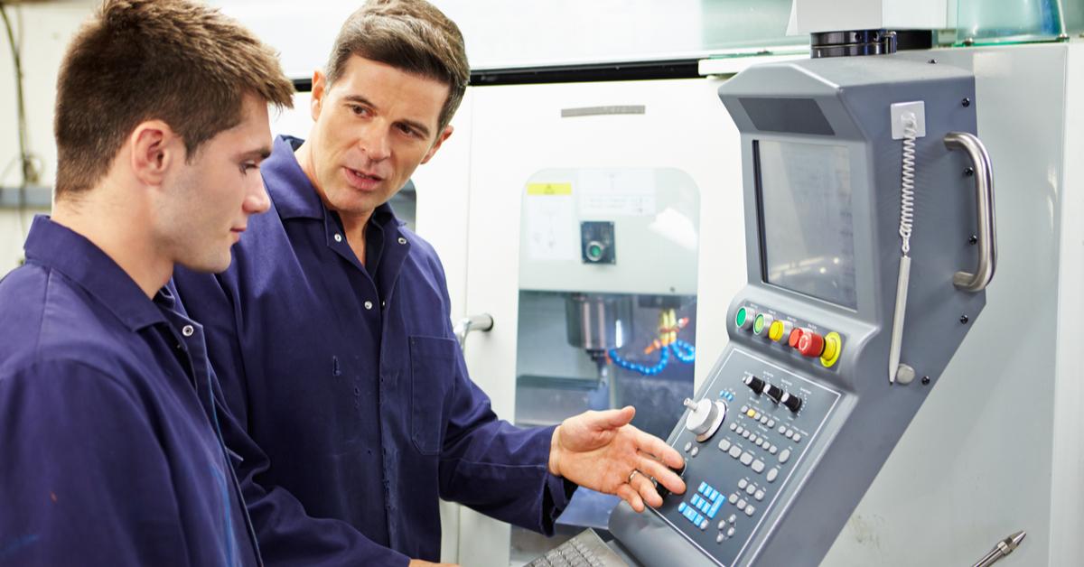 Apprendistato in Ticino meccanico di produzione