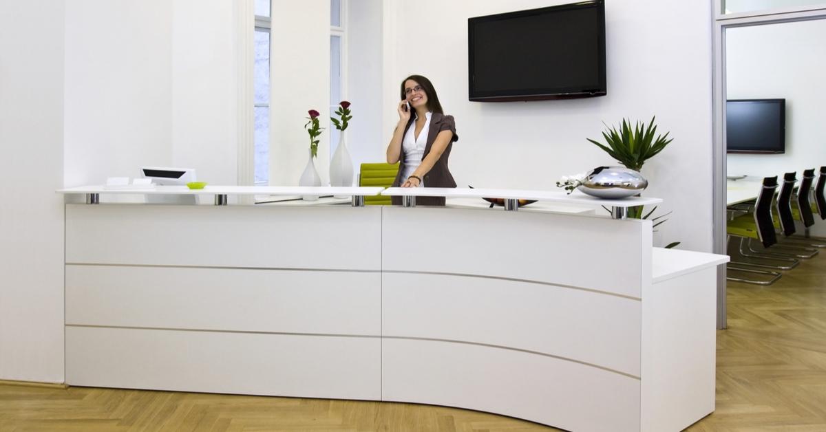 L'ufficio virtuale la carta vincente_ reception