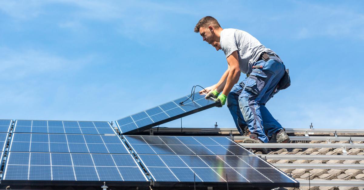 Lavori geen_installatore di impianti fotovoltaici