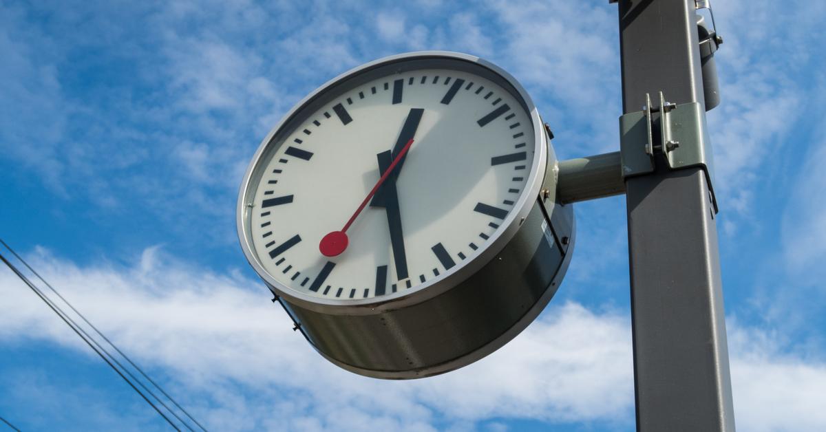 Quella volta che la Apple ha rubato l'orologio delle FFS
